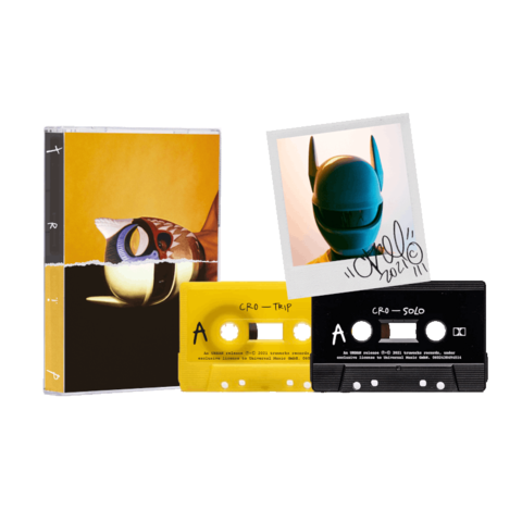 Trip by CRO - 2MC + signed card - shop now at Cro Shop store
